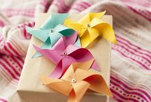 Gift Wrapping / by Jennifer Cabralda