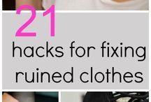 Sartorial Sagacity / Wisdom about your wardrobe!