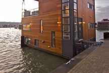 Architecture | House Boats