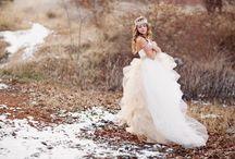Weddings {Winter} / by Christine Bonnivier