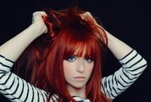 Gettin' my hair did  / by Angie Matt