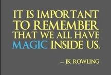 Expecto Patronum  / I <3 Harry Potter!  / by Angie Matt