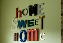 Home sweet home :) / by Jessica Pearson