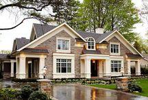 Dream Homes / by Angela Leddy