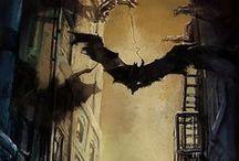 Batman / by Allison Baker