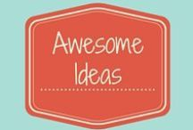 Awesome Ideas / This is a collection of teacher timesavers, tips, and just generally great ideas!