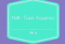 Math Technology Resources / A collection of resources for the K-4 Math Classroom.  This will include videos, websites, WebQuests, SMART files, ActivInspire, apps, and online manipulatives.