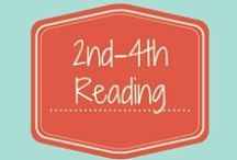 Reading 3-4 / This collection of resources is for the 2nd-4th grade CScope classroom.