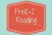 Reading PreK-2 / This collection of resources is for the PreK-1st grade CScope classroom.