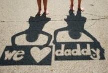 Com amor, para o papai!