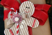 Gift Wrapping ideas / by Linda Arnold-Heppes