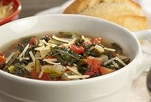 Soups & Sides / Deliciously simple side dish and soup recipes to complete any meal.