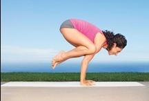 yoga / by Christine Bonnivier