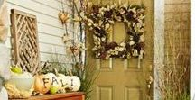 Holidays | Thanksgiving & Fall