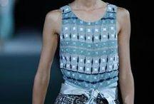 azzurro moda