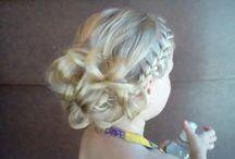 Leah Hair Ideas / by Amy Siebert