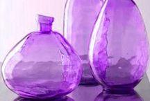 viola vetro