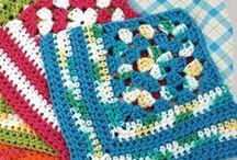 Crochet Dishcloths & Potholders / by Linda Arnold-Heppes