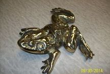 Animal Castings / Looking for a great way to remember your favorite little family members? / by Miller Cast Products