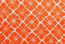 arancio tessile