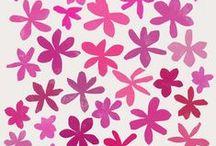 rosa tessile