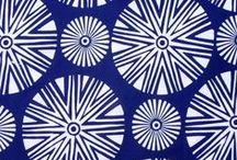 blu tessile