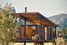 Eco Friendly Homes / It's time to think outside the box with these alternative and eco-friendly homes.