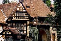 Cottages & Tudor Homes