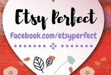 Etsy Perfect / This is a group board for the members of Etsy Perfect on Facebook. Please make sure that all items pinned to this board are from your own Etsy shop. For every item you add, please repin another pin from this board to one of your own boards. Please do not add sections on this board