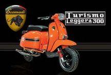 2 Wheels / Dream bikes, vintage, chops, Harley's, custom jobs, scoots and motocrossers. / by Adrian Fusiarski