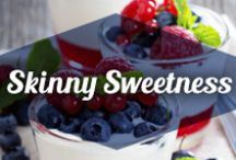 Skinny Sweetness / Delicious recipes to make using your Magic Bullet!