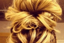 Hair stuff (: / by Melly Flores