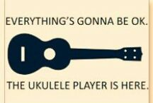 All things ukulele / by Peggy Calvert