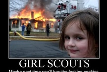Yikes! I'm a Girl Scout Leader / by Tina Keating