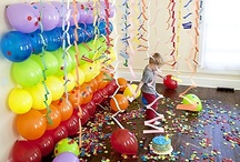 Party ideas / Birthdays, weddings, anniversaries, open a letter,... Anything can be good to celebrate a party!!!!