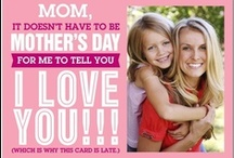 Mother's Day Cards / by Treat