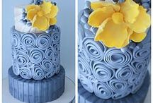 Let em eat cake!!! / All kinds of cakes from simple to Beautiful Wedding and Birthday Cakes. And how to makes these beautiful cakes.