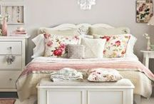 Pretty Bedrooms or Woman Caves / Peaceful and Tasteful Bedrooms