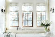 Bathrooms to die for / Different styles for decorating your bathroom.