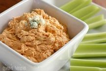 Appetizers / Great ideas for parties and potlucks! / by Shannon Roan