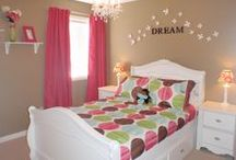Kid rooms / by Amy Ragland