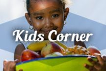 Kids Corner / Tasty recipes that are fun for kids!