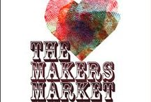 Makers Market Tampa / Saturday, February 14, 2015. 10-6. 14 local makers will show + sell their goods in a historic bungalow home in Hyde Park, Tampa, Florida. www.makersmarkettampa.com for details.