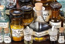 Alchemy / All things good - homeopathy, healing herbs and ancient symbols