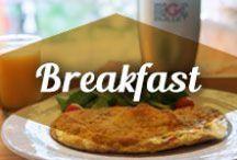 Breakfast / Morning food!