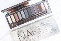make. up/ nails