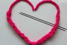 Knitting / Stricken / A Collection of free knitting patterns and techniques.
