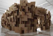 Cardboard Design - Objets design en carton