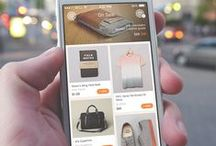 MOBILE commerce / Mobile shopping gets more important every day. Make sure your online store is mobile ready!