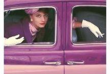 Retro Vintage Glam